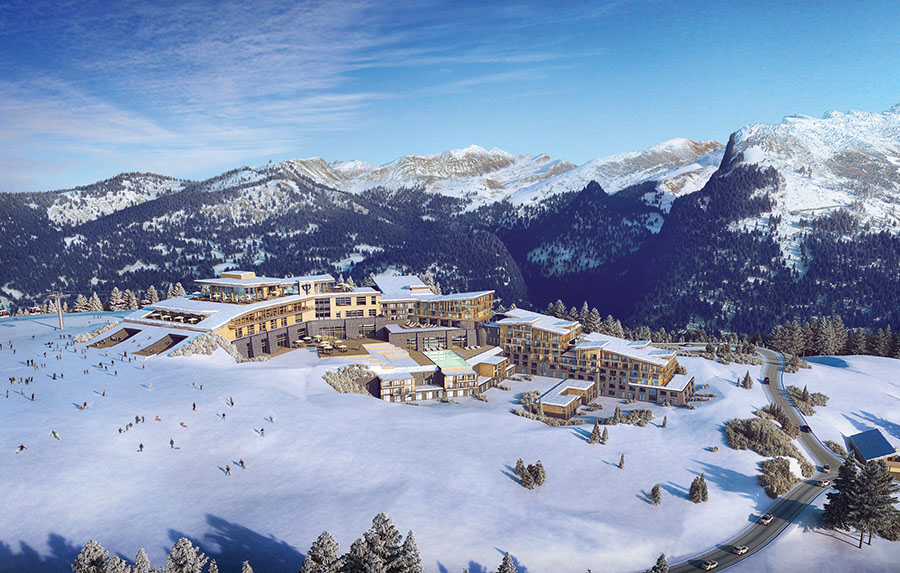Club Med Grand Massif Samoens