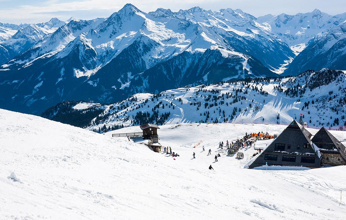 Mayrhofen séjour au ski