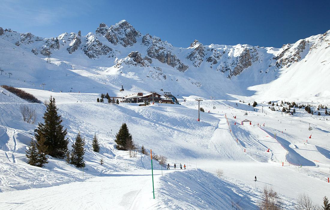 Couchevel séjour au ski